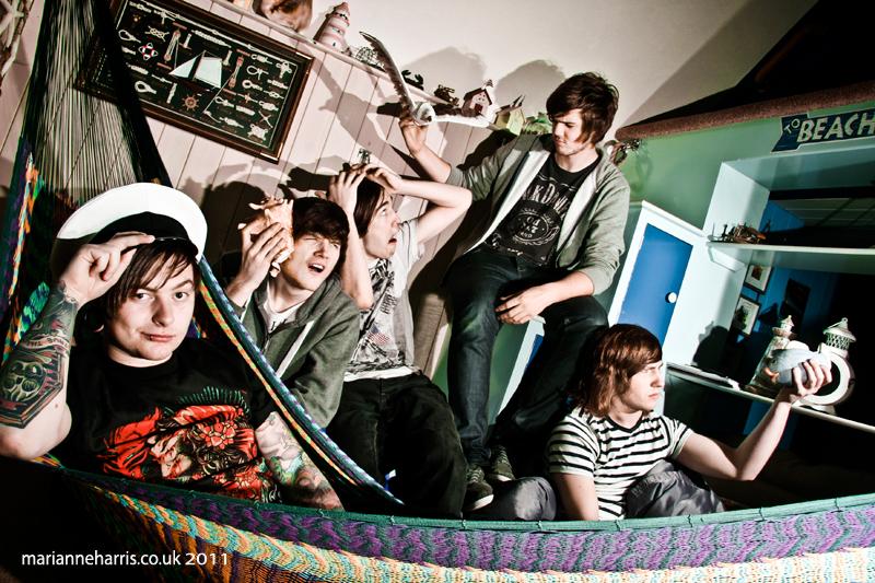 Amongst Carrion - Band promo shot