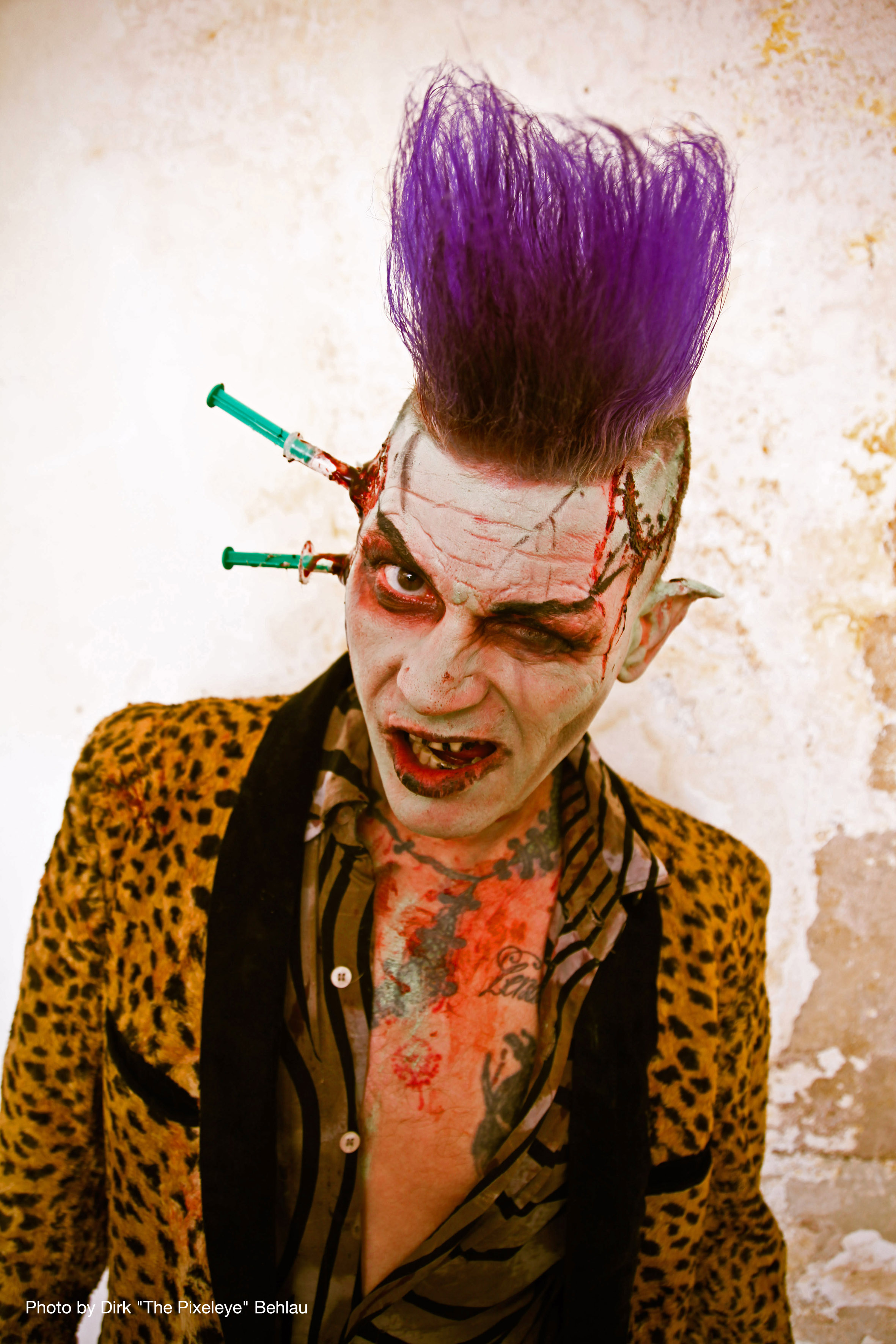 Demented Are Go Welcome Back To Insanity Hall The