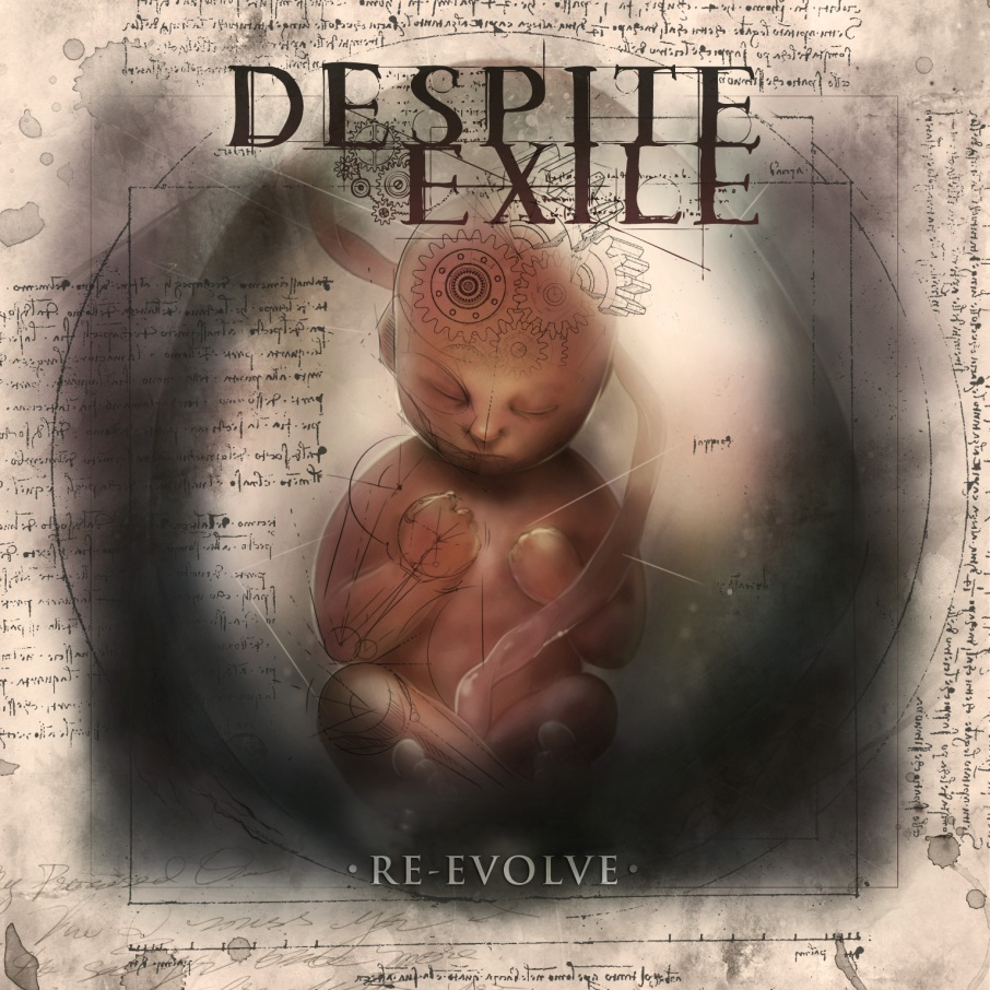 DESPITE EXILE - Re-Evolve [Hi-Res]
