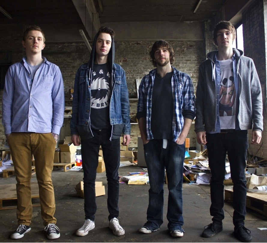 Broken Lungs Band Picture