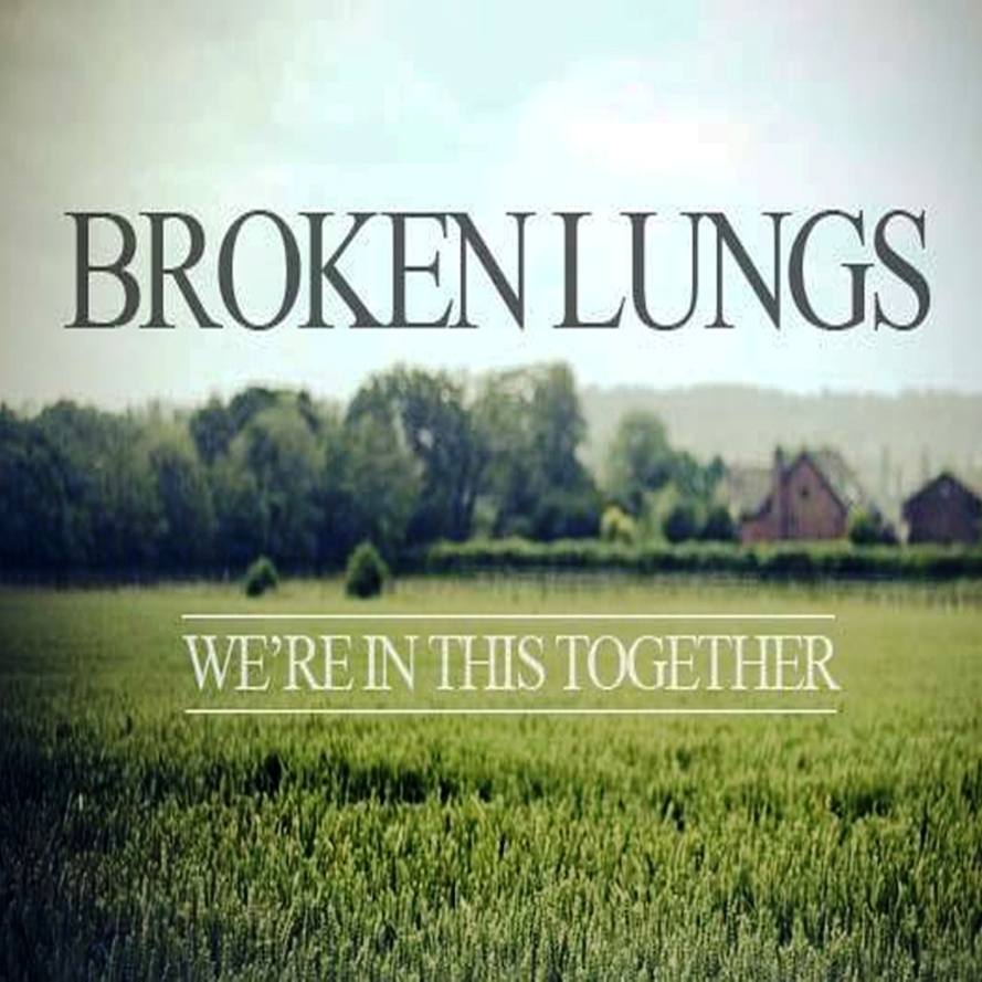 Broken Lungs Cover Artwork