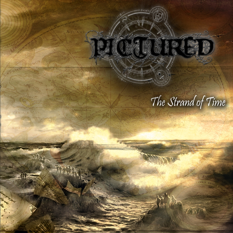 Cover the strand of Time Recto