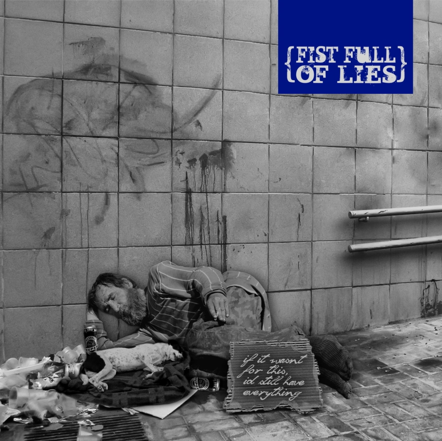 Fist Full Of Lies Cover Artwork