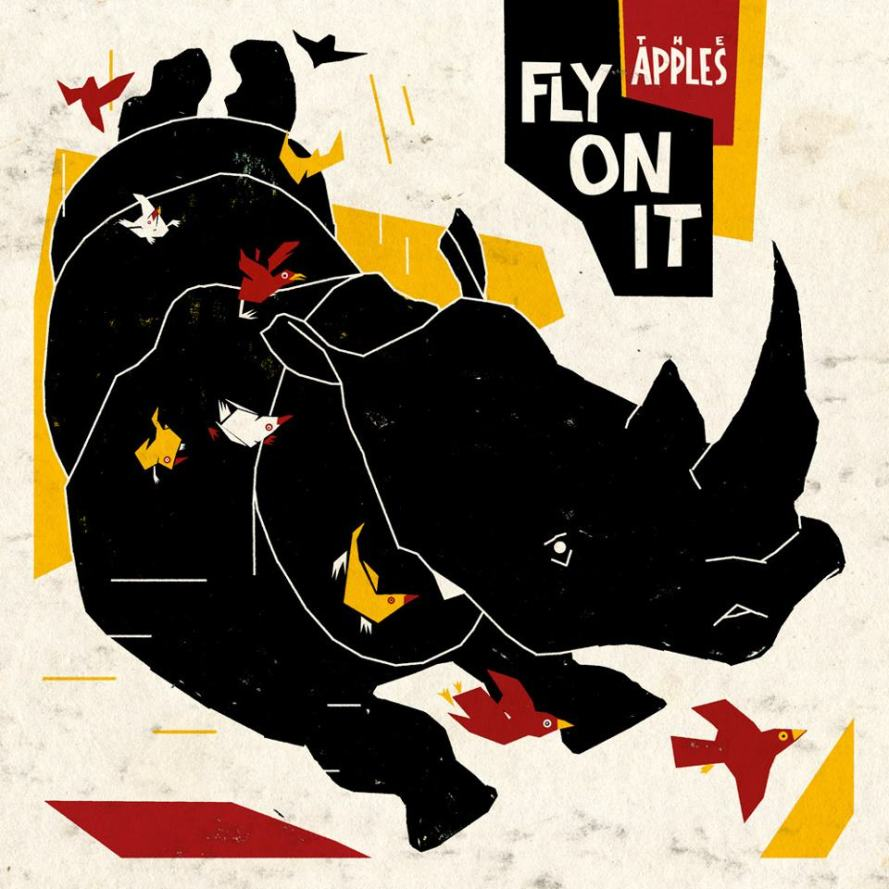The Apples Fly On It Cover
