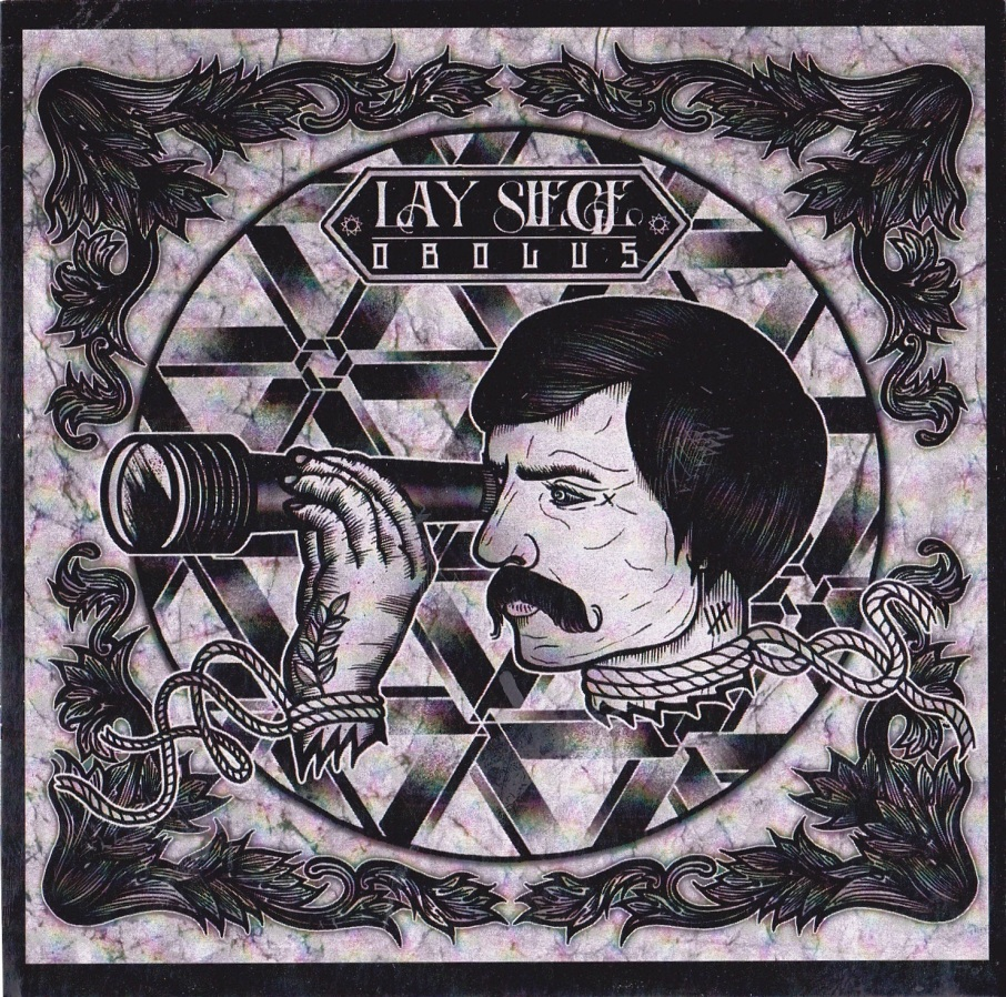 Lay Seige Cover Artwork