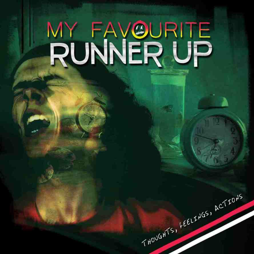 My Favourite Runner Up Cover Artwork