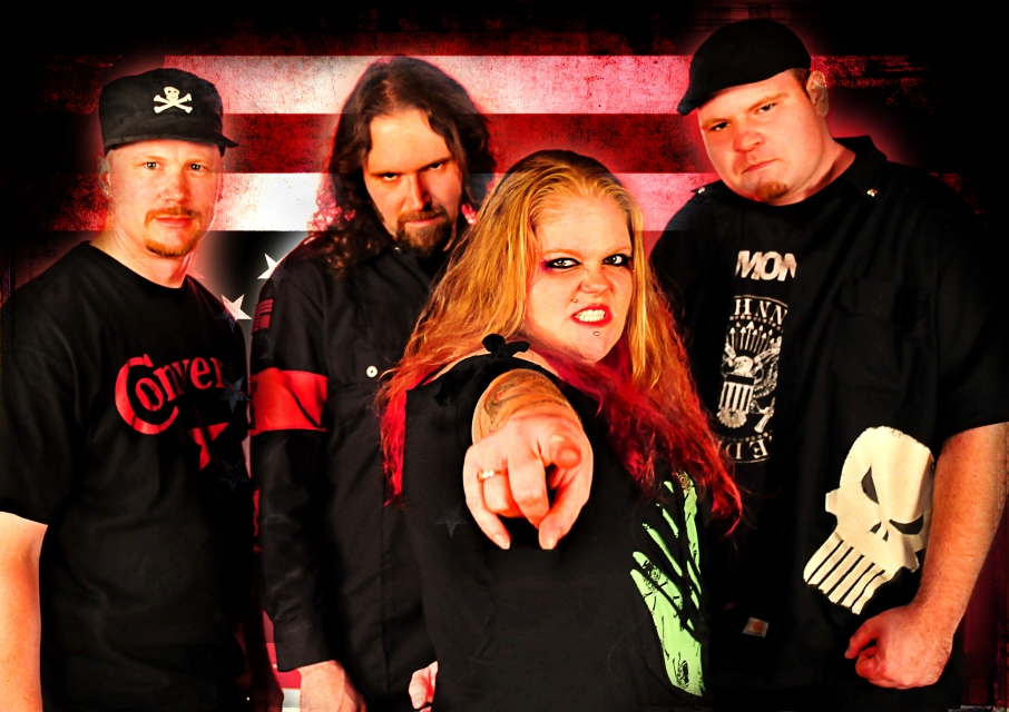 Mongrel band pic Reclamation
