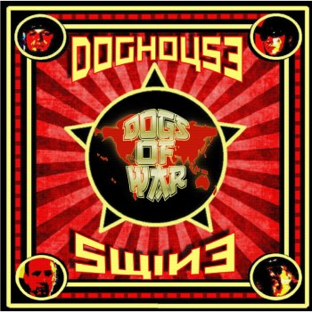 Dogs Of War CD Cover