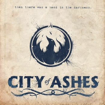 City Of Ashes Cover Artwork