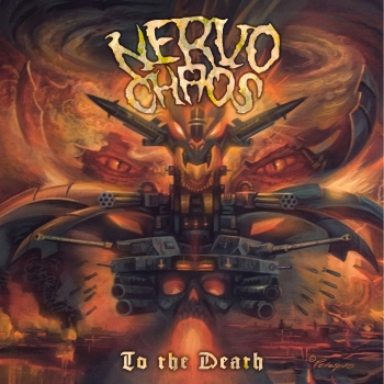 Nervochaos To The Death Cover