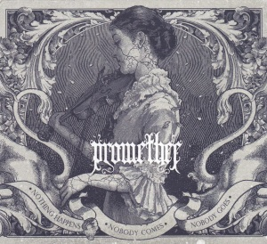 Promethee Cover Artwork