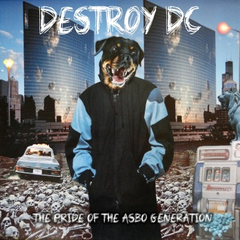 Destroy DC EP Cover Final