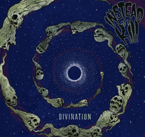 Instead of a Kill - Divination cover front