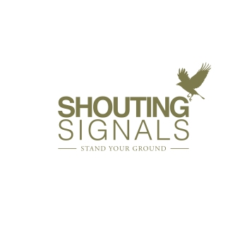 Shouting Signals - Stand Your Ground EP Cover