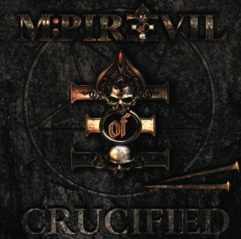 M-Pire Of Evil - Crucified - Cover