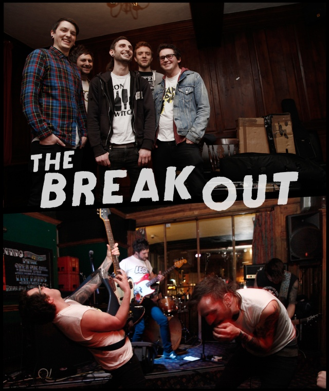 The Break Out Press Photo