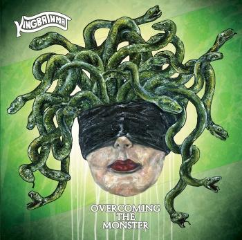 Overcoming The Monster Album Cover