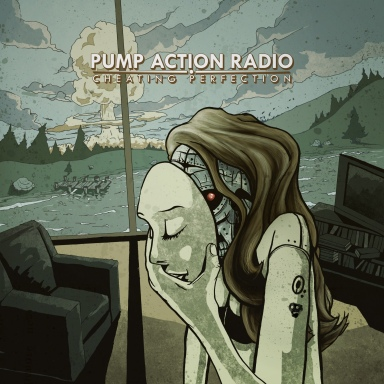 Pump Action Radio Cover Artwork