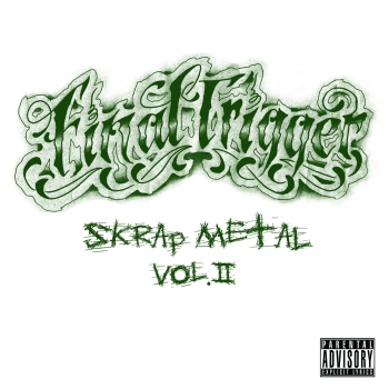 Skrap Metal Vol II Album Cover 1600x1600