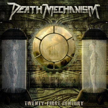 cover DEATH MECHANISM