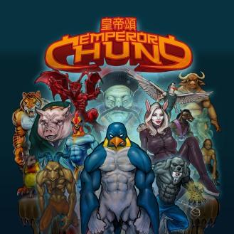 Emperor Chung Cover Artwork