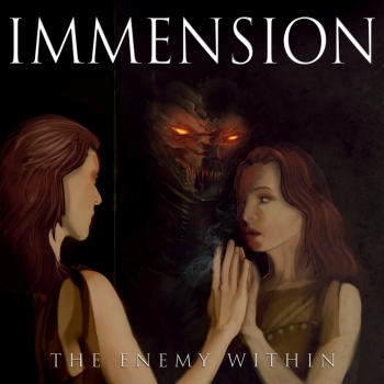 Immension Cover Artwork