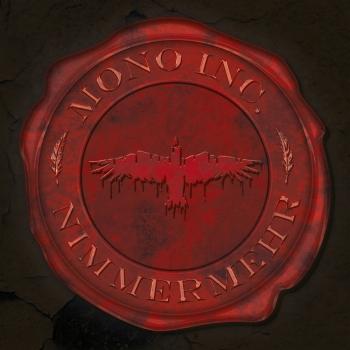 MONO INC - Nimmermehr - Artwork