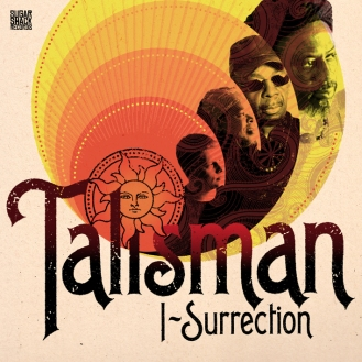 Talisman I-Surrection Cover Artwork