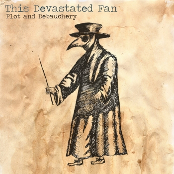 This Devastated Fan Cover Artwork