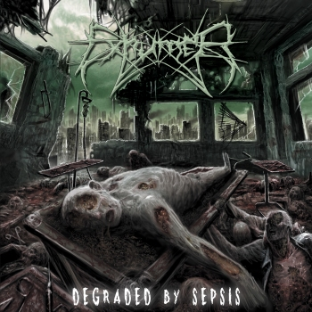 Exhumer - Degraded by Sepsis 5x5 300dpi