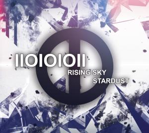 IIOIOIOII - Rising Sky - cover