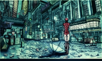 Superfecta - Superfecta - The EP - Artwork