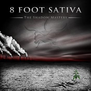 8 Foot Sativa - Artwork