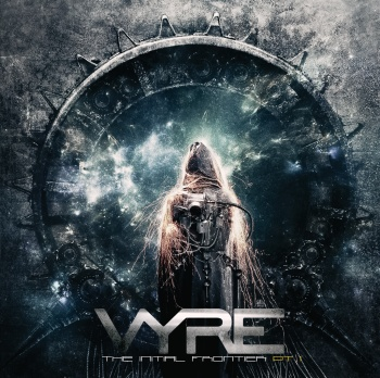 SCR-CD042 VYRE - The Initial Frontier Pt. 1 Cover
