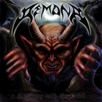 DEMONA Cover