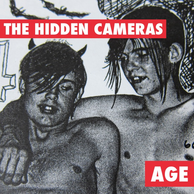 AGE album cover