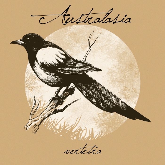 Australasia - Vertebra - Cover