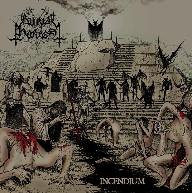 burial hordes cover art