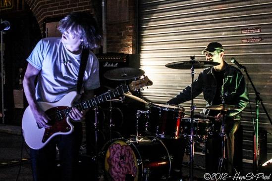Monstre @ Fête de la musique 2012