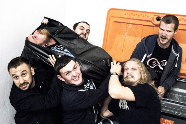 Morgue Orgy Dispose-of-the-evidence