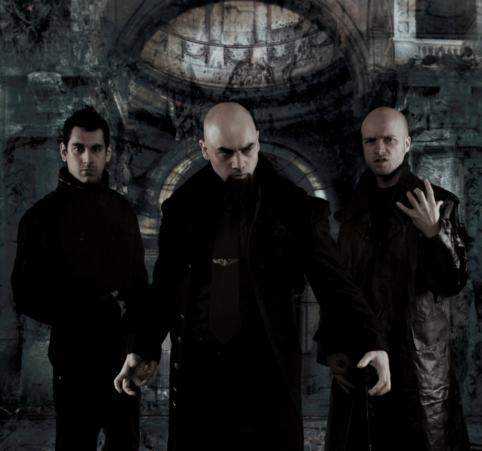 Press Release Band Photo for Dark Pantheons (3000px by 2808px)