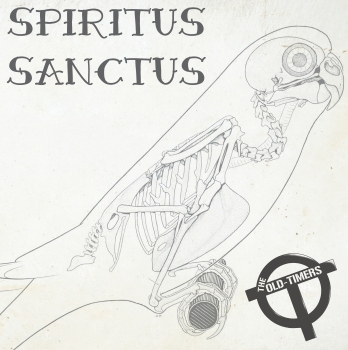 The_Old-timers_-_Spiritus_Sanctus_cover