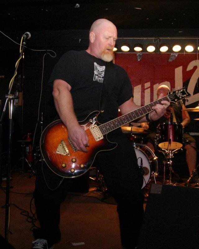 Chalkman guitar