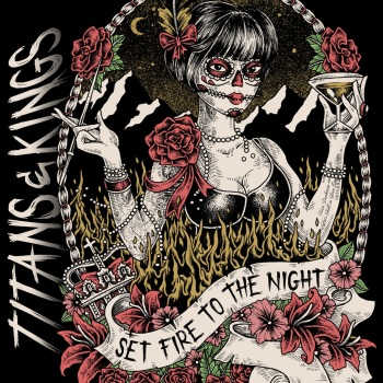 Titans & Kings - Set Fire to The Night (iTunes Artwork) (1)