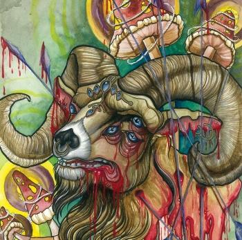 King Goat Cover Artwork