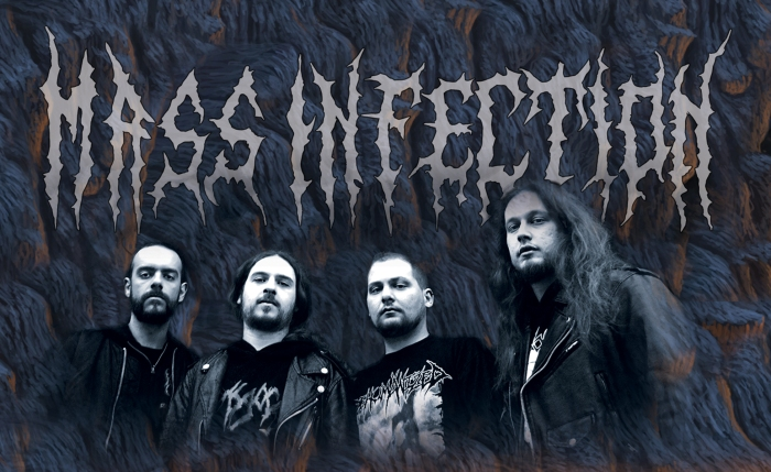 Mass Infection - For I Am Genocide band photo