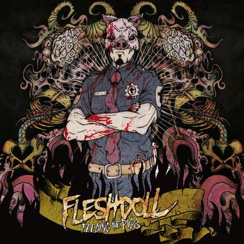 Fleshdoll cover