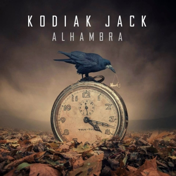 Kodiak Jack Cover Artwork