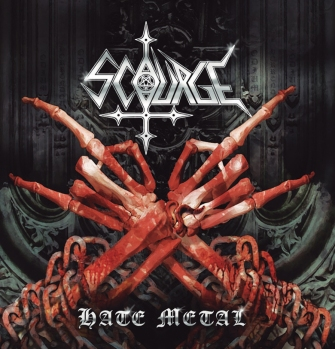 Scourge Hate Metal Cover