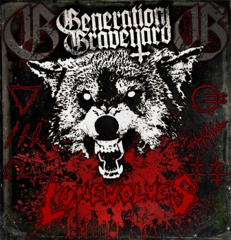 Generation Graveyard - Lonewolves EP cover